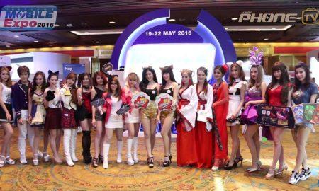 Pretty Thailand Mobile Expo 2016