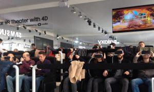 Samsung Gear VR 4D Theater