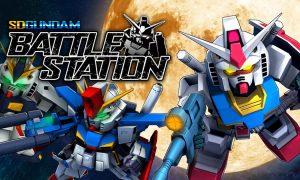 SD Gundam Battle Station
