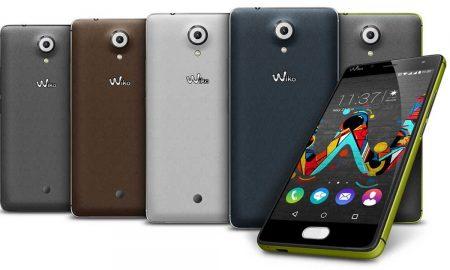 Wiko U feel Smartphone