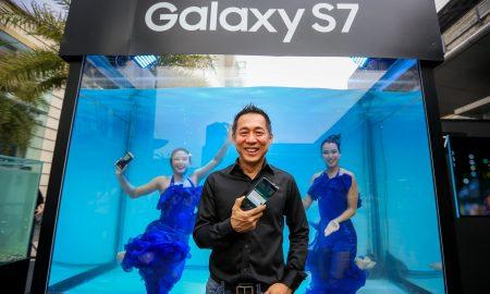 Galaxy S7 Mermaid Show พิสูจน์ความสามารถใช้งานได้แม้อยู่ใต้น้ำ (4)