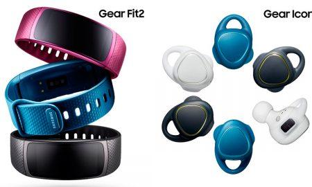 Samsung Gear Fit 2 - Gear IconX