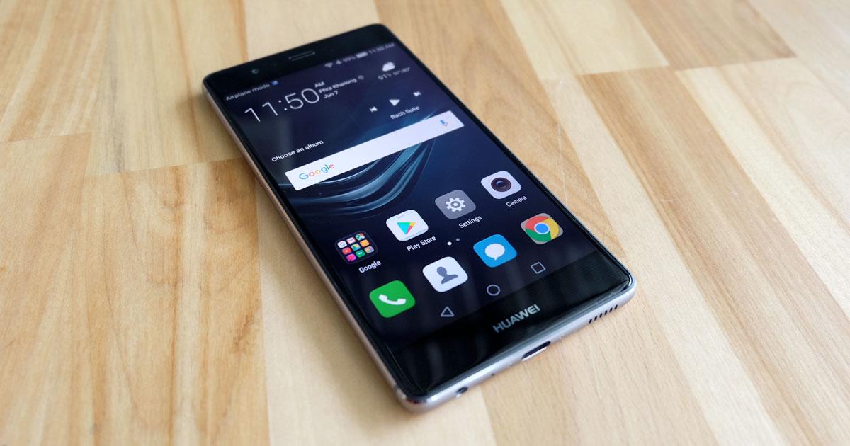 Huawei P9 review - Whatphone.net