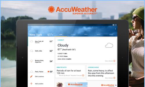 Accu weather 2