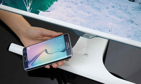Wireless Charging Monitor