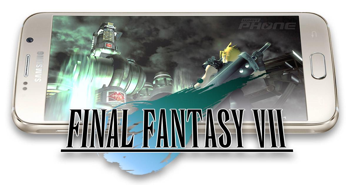 Square Enix Final Fantasy VII Android
