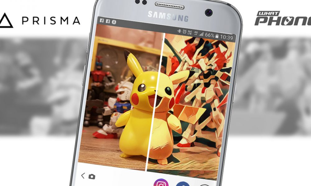 Prisma Android download