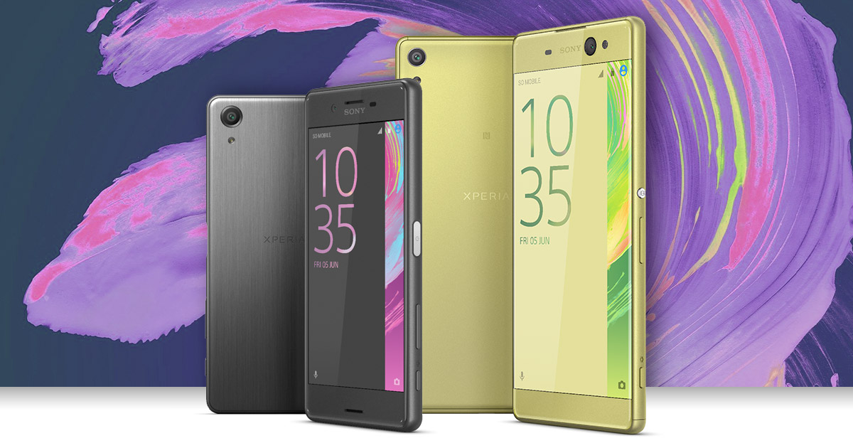 Sony Xperia X Performance - Xperia XA Ultra