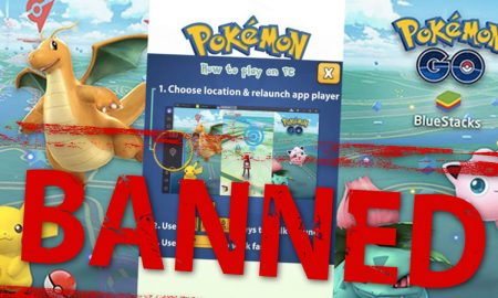 Pokemon GO โดนแบน ถาวร