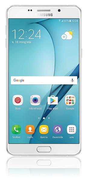 Samsung-Galaxy-A9 หน้าตรง