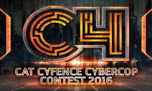 CAT CYFENCE CYBERCOP CONTEST