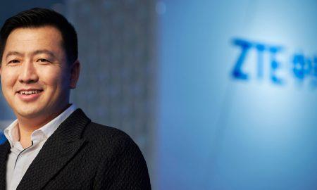 ZTE CEO Jacky