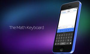 math keyboard