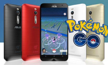 Asus Zenfone Pokemon GO