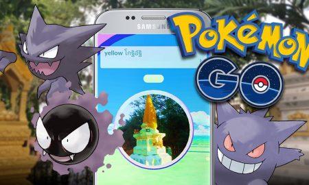 Pokemon Go PokeStop Thailand