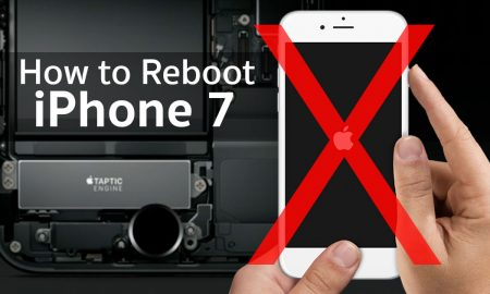 iPhone 7 reboot