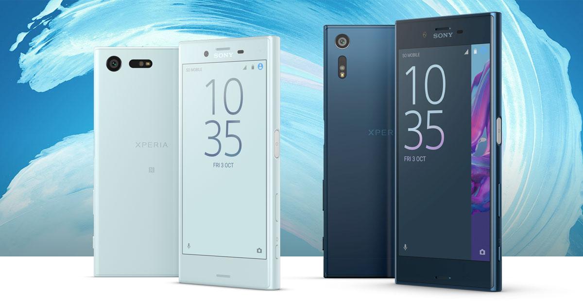 Sony Xperia XZ , Xperia X Compact