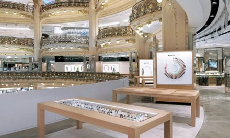 Apple Watch Pop Up Store