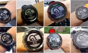 garmin watchface