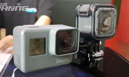 GoPro Hero5 Black & Session