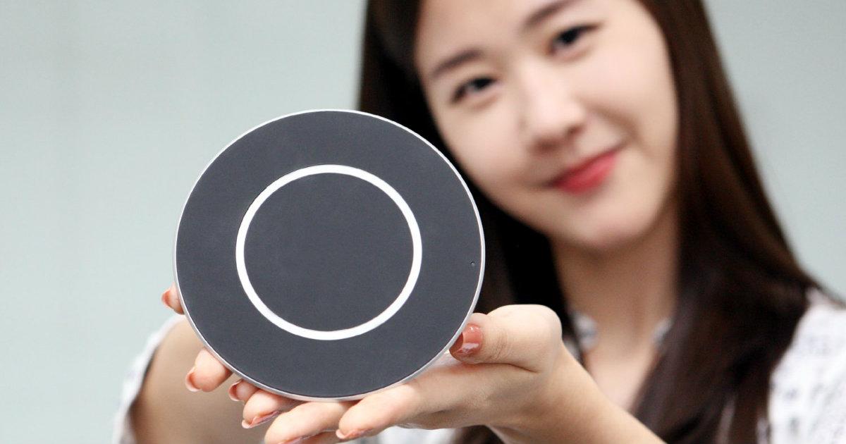 LG Wireless Charging Pad