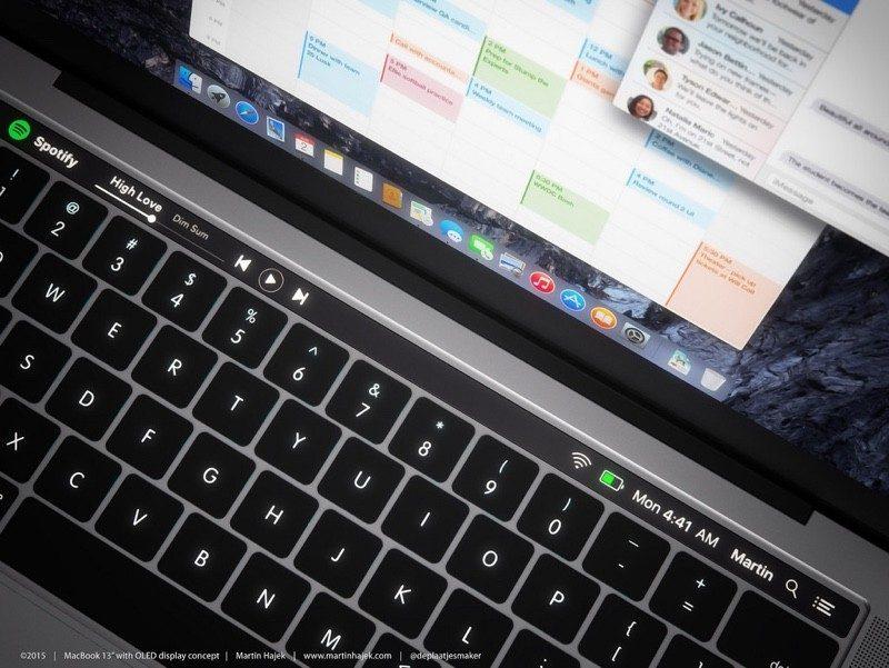 MacBook Pro concept design