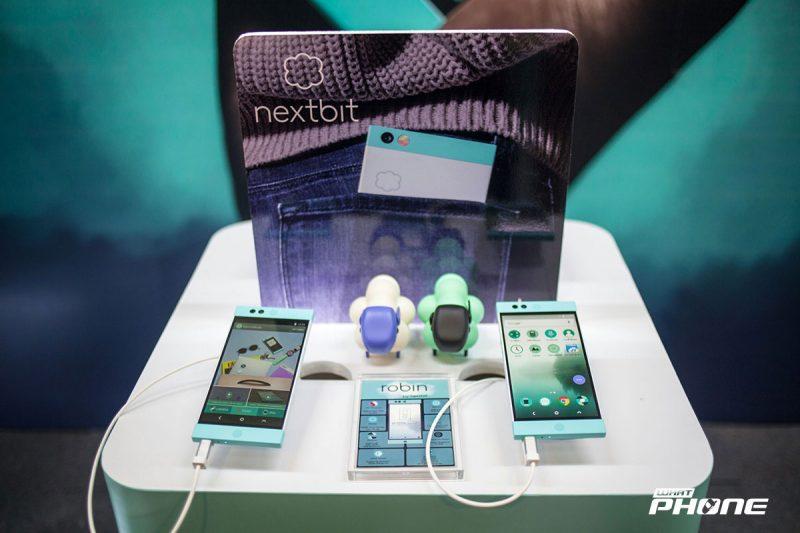ภาพ Nextbit Robin จากบูธ Nextbit ที่งาน Thailand Mobile Expo 2016