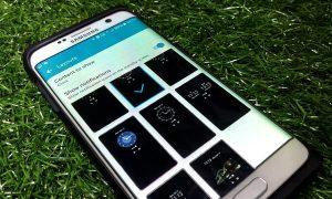 samsung Galaxy S7 AOD new feature