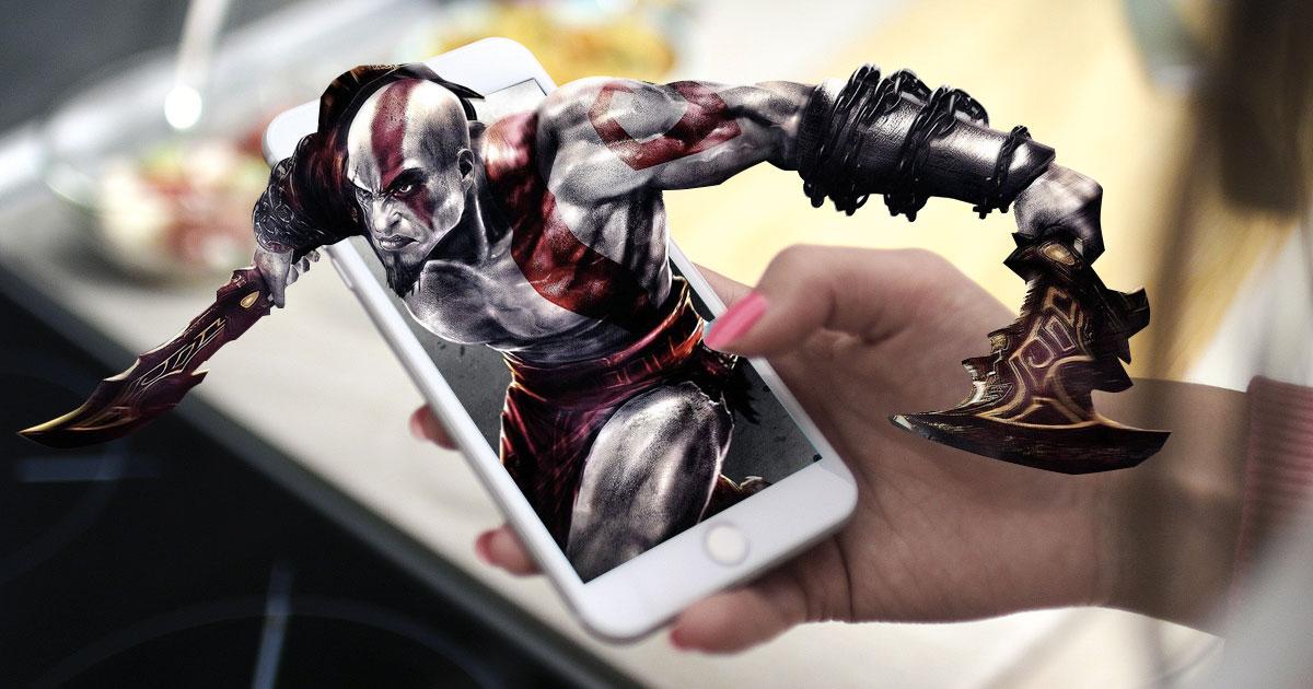 Sony Mobile platform games