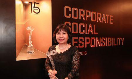 Corporate Social Responsibility Award 2016