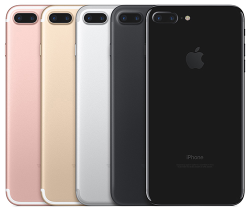 iPhone 7 Plus All Colours