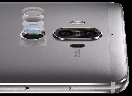 Huawei Mate 9 Finger Scan