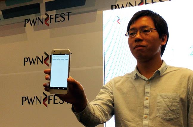 pwnfest pwned google pixel