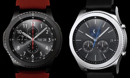 Samsung Gear S3 Classic และ Frontier
