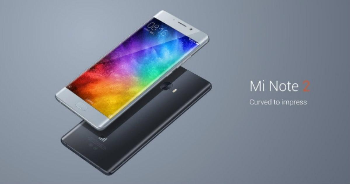 Xiaomi Mi Note 2 header