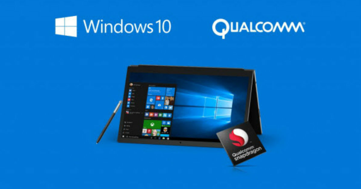 Qualcomm Snapdragon 845 Windows 10
