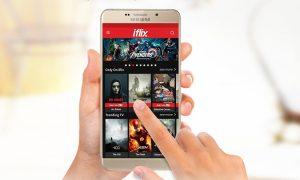 Samsung Galaxy A9 Pro iflix