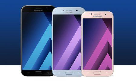 Samsung Galaxy A3 A5 A7 2017
