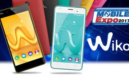 Wiko Thailand Mobile Expo 2017