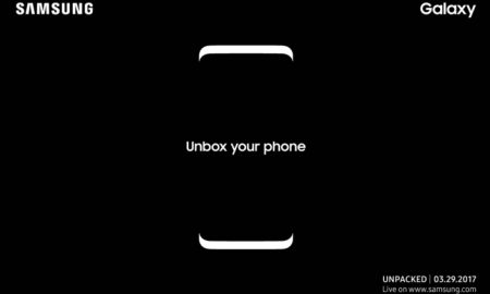 Samsung Galaxy Unpacked 2017