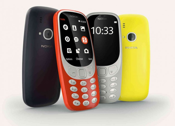 HMD Global Nokia 3310