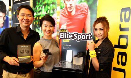 Jabra Elite Sport