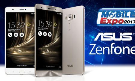 Asus Zenfone Thailand Mobile Expo 2017