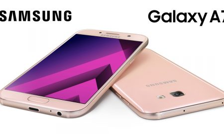 Samsung Galaxy A7 | Peach Cloud