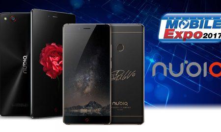Nubia Thailand Mobile Expo 2017