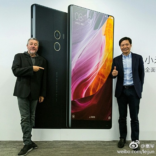 Xiaomi Mi MIX Philip Stark