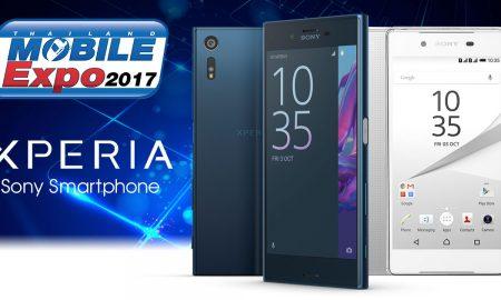 Sony Xperia THAILAND MOBILE EXPO 2017