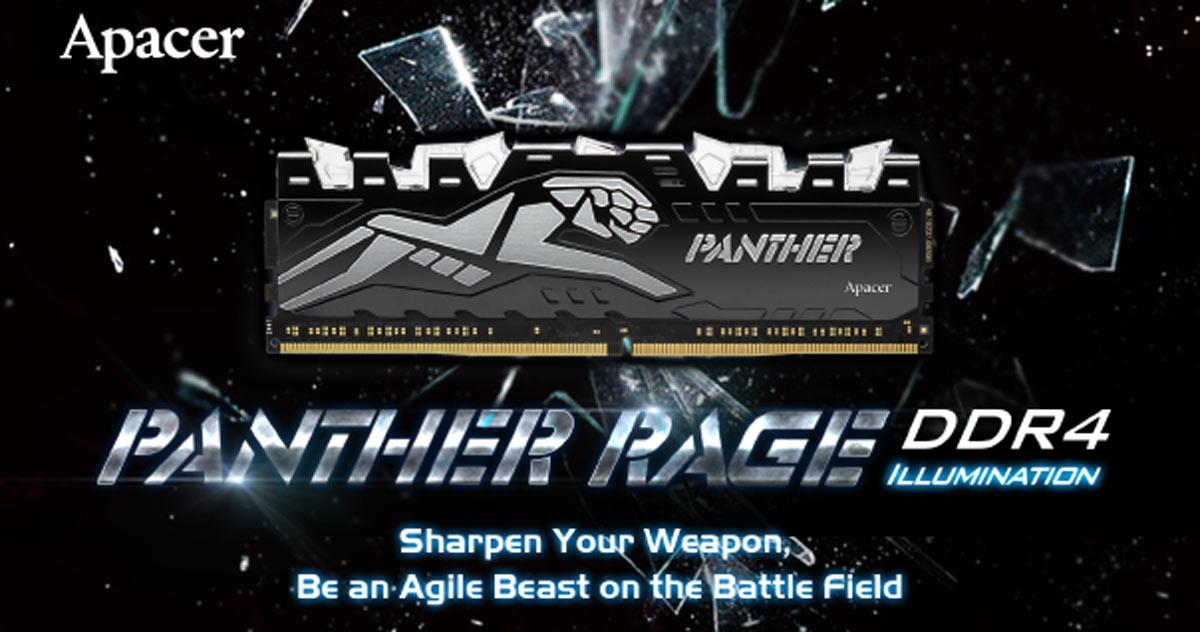 PANTHER RAGE DDR4