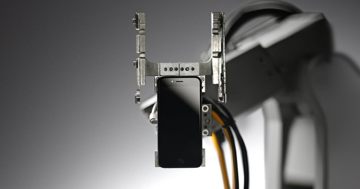Apple Liam Robot