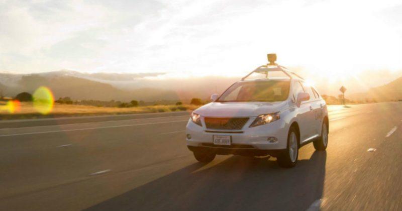 Self Driving Car Lexus Apple Google Waymo